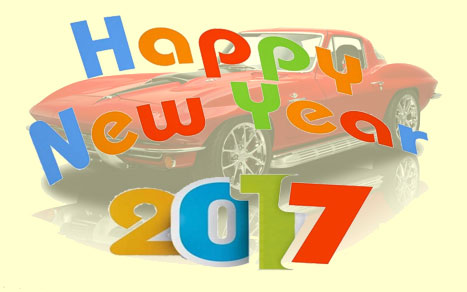 Happy New Years from MaritimeClassicCars.com