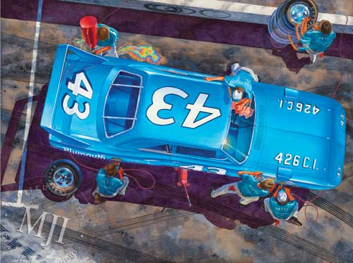 New Richard Petty print now available