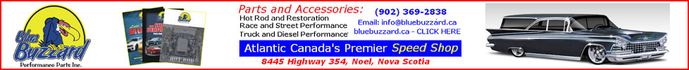 Blue Buzzard Performance Parts Inc