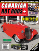 Canadian Hot Rods Magazine - The Nation's Only Hot Rod Magazine
