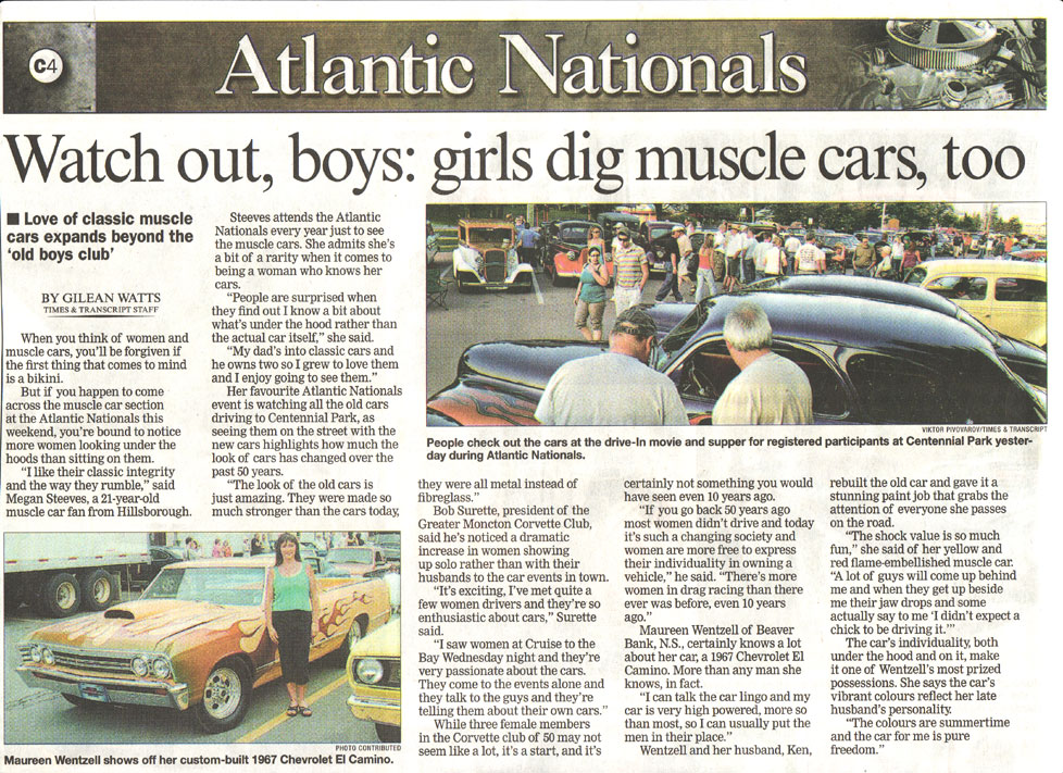 Maritime Classic Cars - In the News