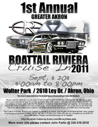 Akron Ohio Boattail Cruise